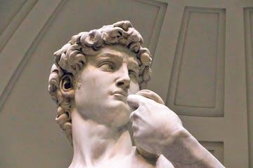 David statue of Michelangelo