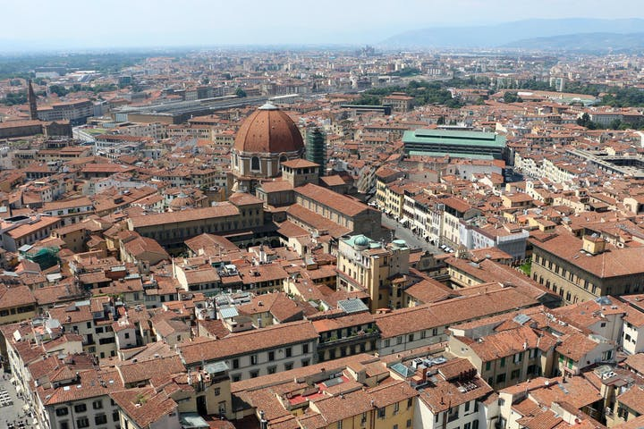 Duomo with cupola in Florence