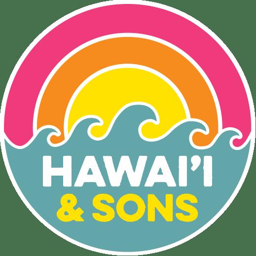 Hawaii and Sons Logo
