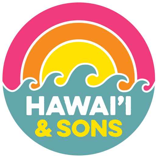Hawaii and Sons Logo