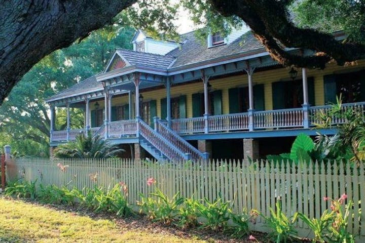 The Laura Creole Plantation
