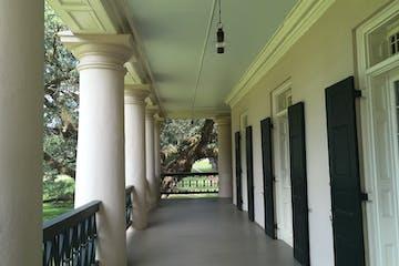 The Oak Alley Antebellum Plantation