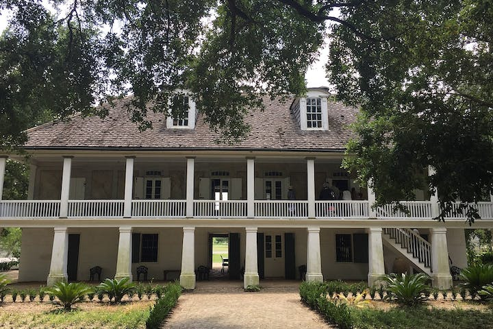 The Whitney House Plantation