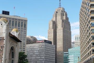 Downtown-Detroit-Architecture