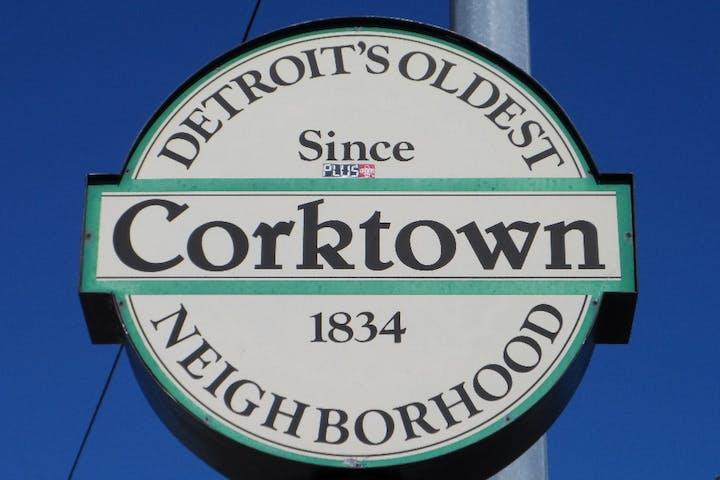 Corktown-Sign