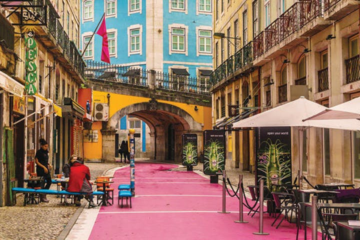 Lisbon Walking Gay Tour