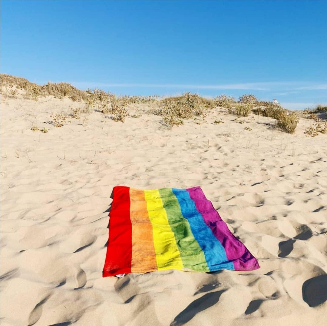 Beach algarve nude logically Remarkably!