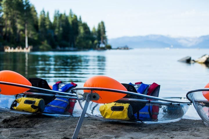 Clear Kayak Rentals