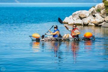 Clear Kayak Excursion