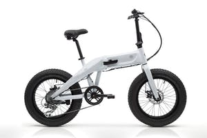 Mini Fat Tire eBike (our main eBike that we use)