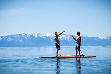 paddle sports rentals lake tahoe cl