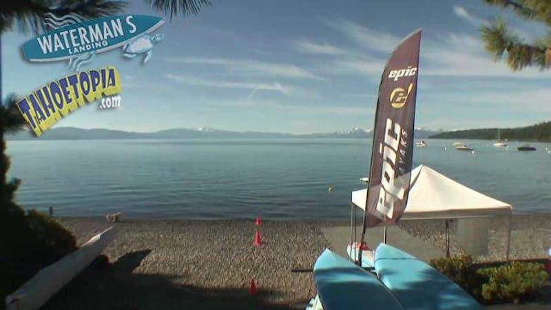 Tahoe Watermans Landing | Kayaking & Paddle Boarding Lake Tahoe