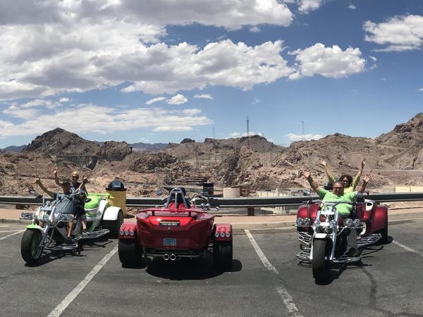 Deluxe Trike Tour