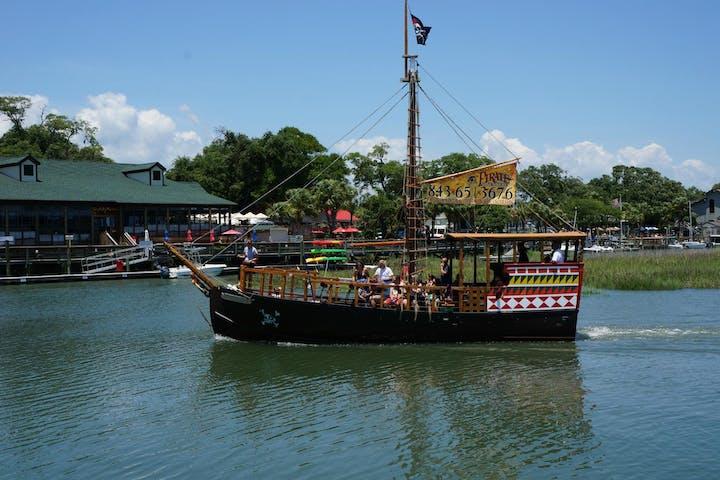 The Sea Gypsy III boat