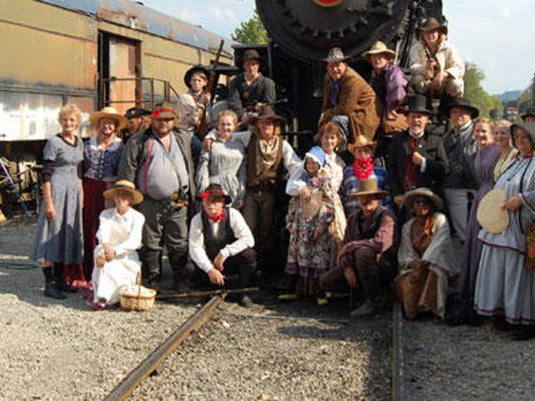 Kentucky Railway Museum | Events & Train Rides in KY