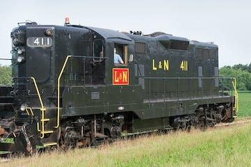 Locomotive Cab Rides