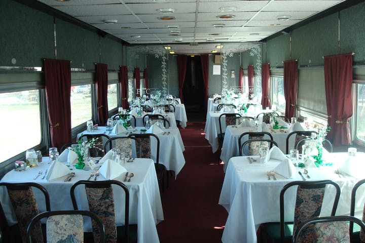 Kentucky Railway Museum dine