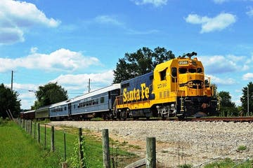 The Shamrock Express