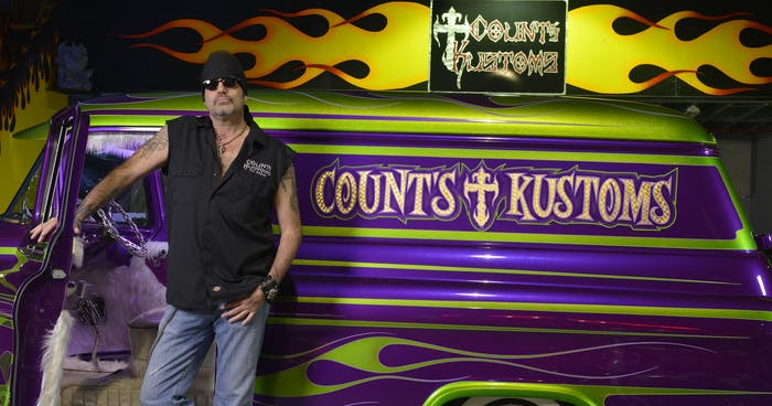 Count S Kustom Car Tour Annie Bananie Las Vegas Tours