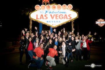 Annie Bananie Ultimate Vegas Night Adventure