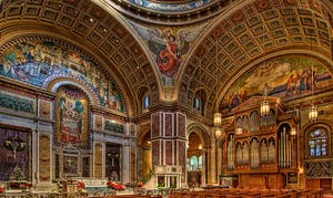 Saint Matthew's Cathedral, Washington, DC
