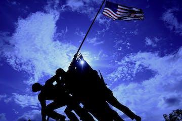 Iwo Jima Memorial, Arlington, VA