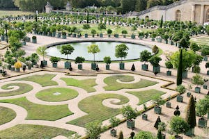 Garden at the Palace of Versailles