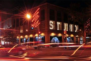 14th Street at Night