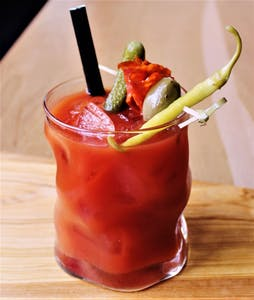 Uptown Market Bloody Mary