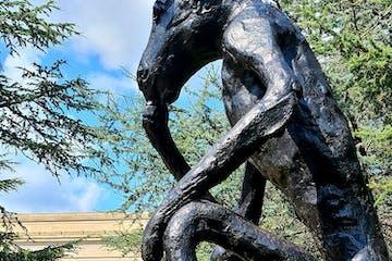 Thinker on a Rock, National Sculpture Garden