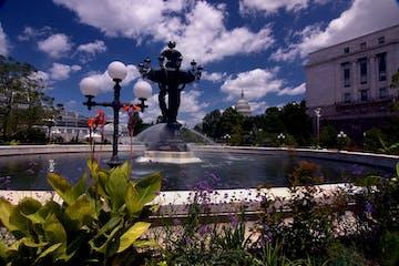 Bartholdi Fountain, Washington, DC