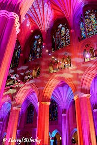 Space, Light & Sound at the National Cathedral