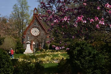 Oak Hill Cemetery Georgetown