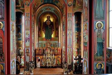Saint Nicholas Orthodox Cathedral, Washington, DC