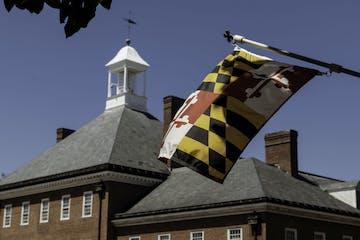 Maryland Flag, Annapolis