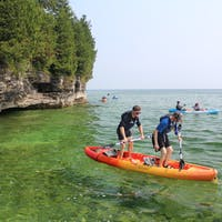 Door County Kayak Tours Kayaking In Wisconsin