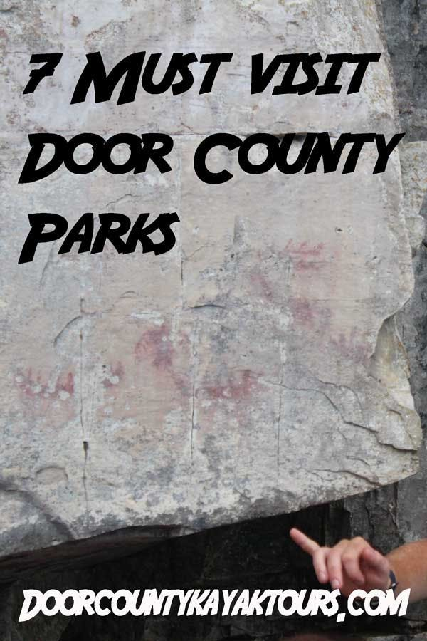 7 Must Visit Door County Parks