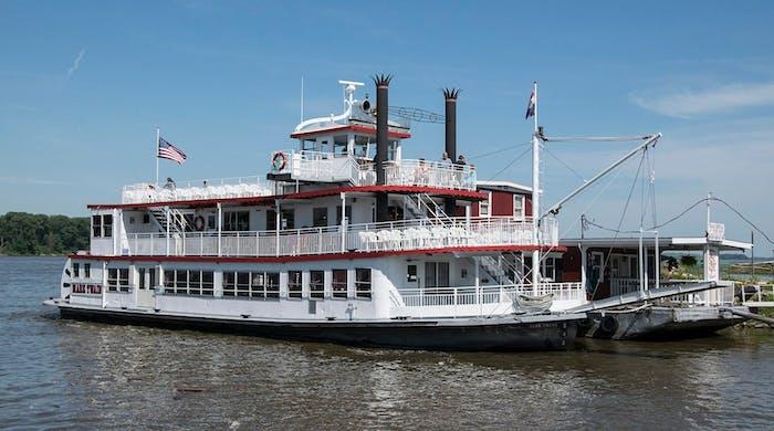 Captain's Blog | Mark Twain Riverboat