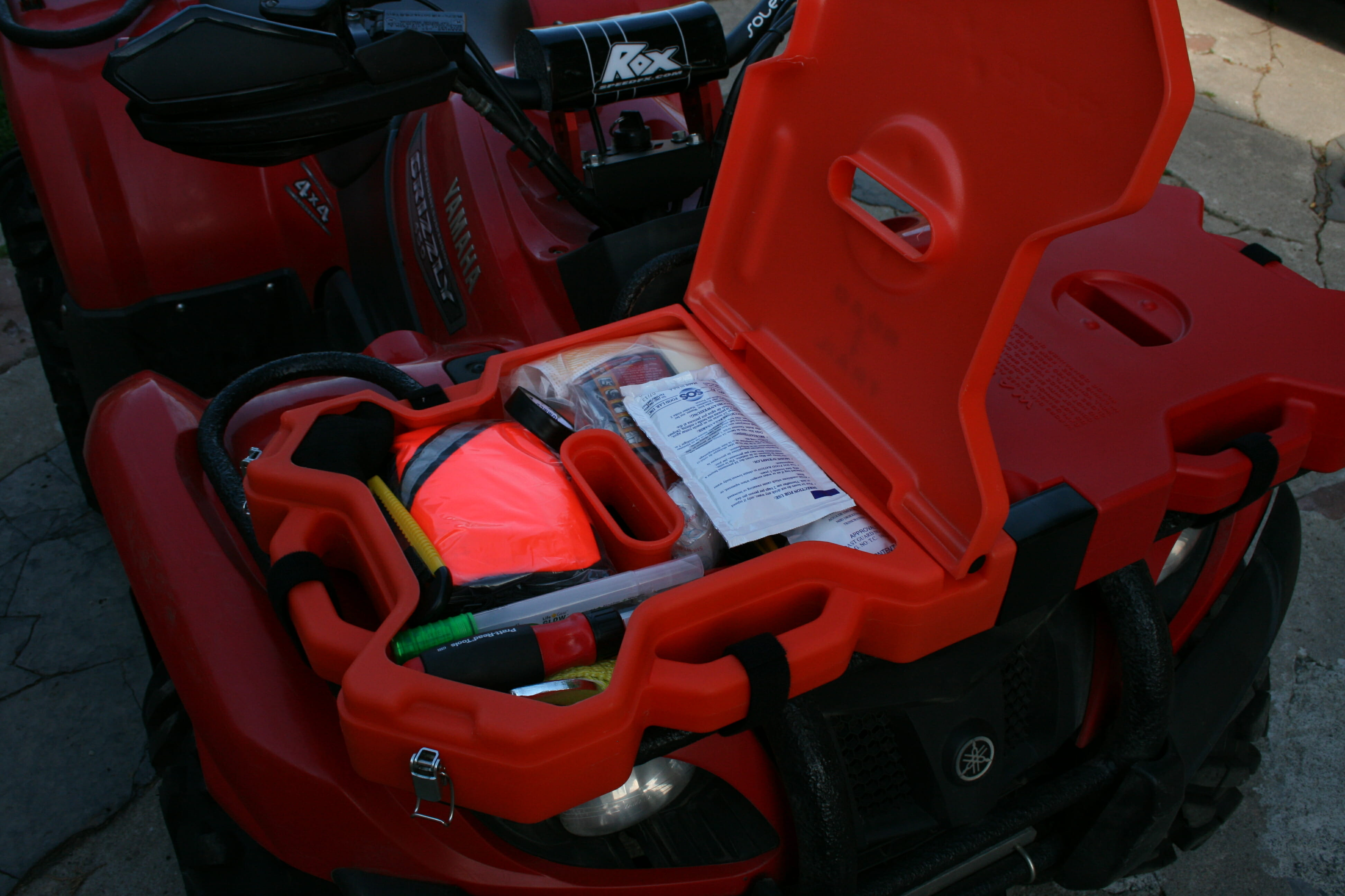 ATV Emergency kit