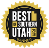 Best of Southern Utah badge