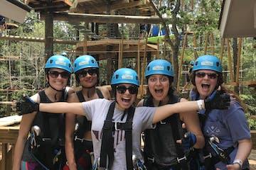 Group in Blue Helmets