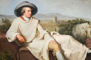 Wir eradeln Goethes Wege während seiner Kur 1814 in Wiesbaden, auf denen er sich literarisch inspirieren ließ.