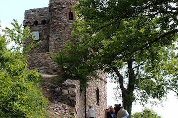 Erleben Sie eine Wanderung in die frühe Epoche der Romantik hautnah - als einzigartige Naturkulisse mit künstlich angelegten Sichtachsen, atemberaubenden Ausblicken in das Rheintal, romantischer Naturgestaltung, geschickt gebauten poetischen Aussichten und als den Ursprungsort literarischer Romantik. Die Originalführung zum Osteinschen Park!