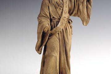 Statue von Merlin
