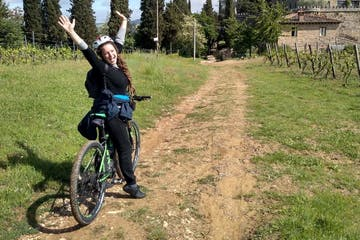 Chianti Electric Mountain Bike Safari