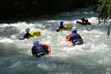 group of hydrospeeders