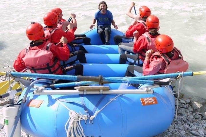 Rafting in Sarine trip