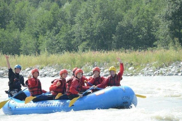 Rafting in Dranse trip