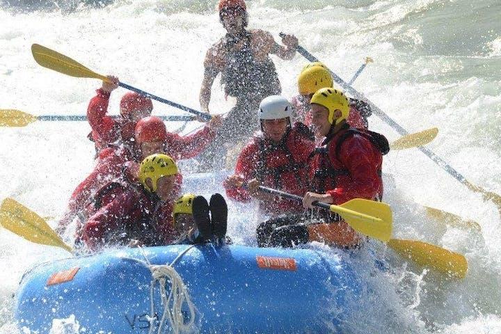Rafting - Rhône Action trip