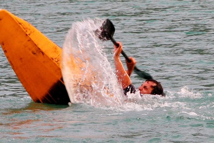 canoe-kayak trip